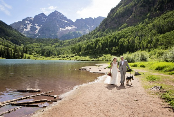 Summer Weddings in the mountains of Colorado | Windfirm Photography