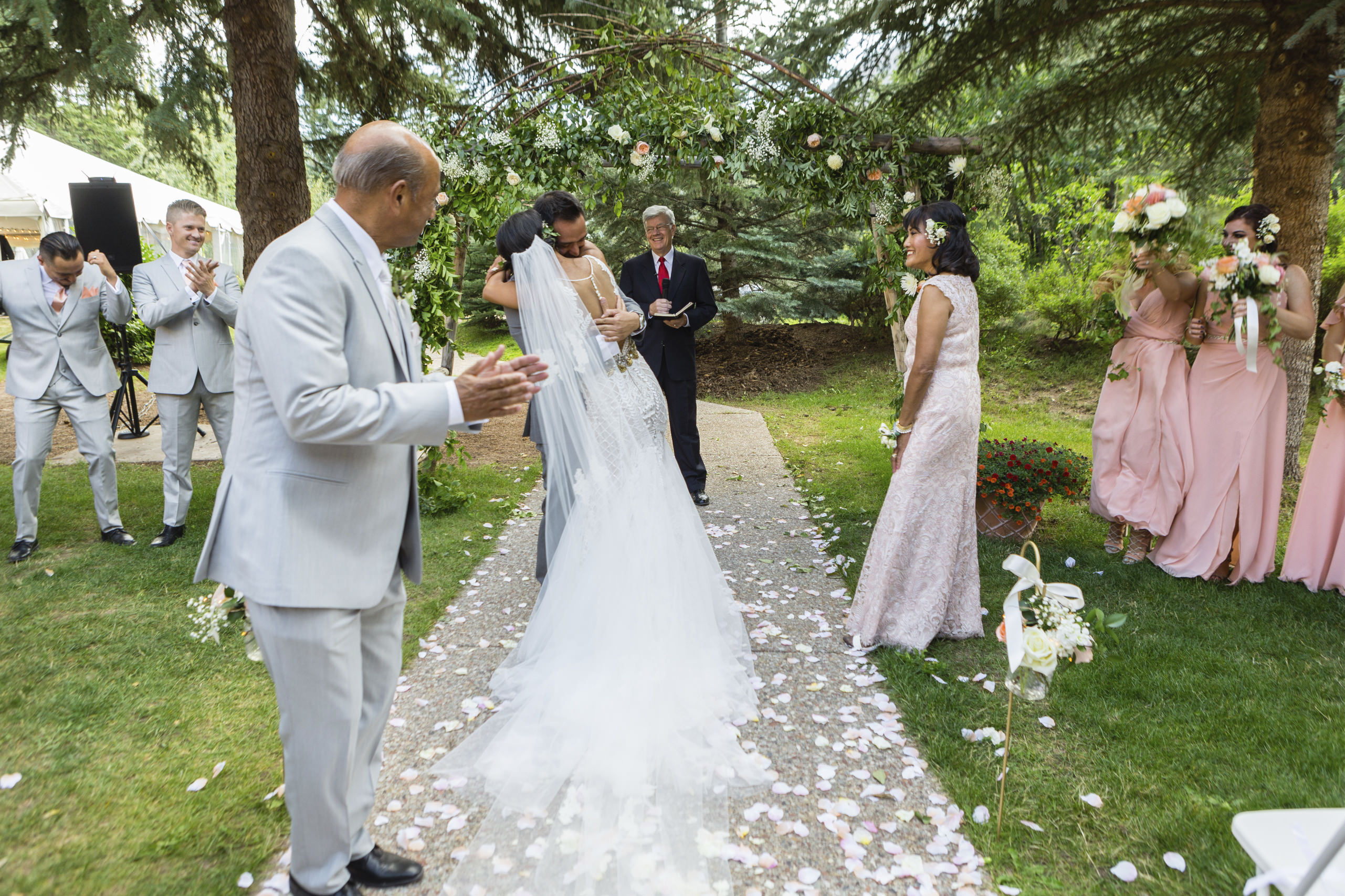 Wedding Photography at Redstone Inn   Windfirm Photography