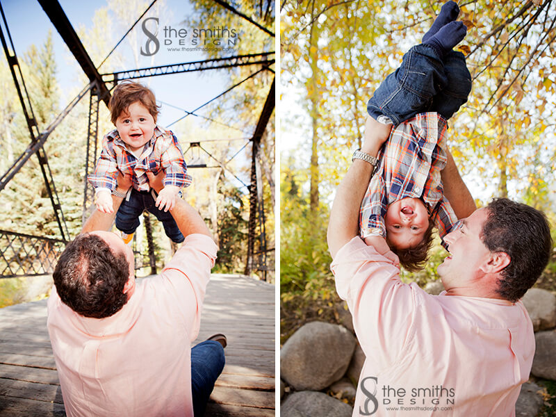 Family Portrait Photography in Aspen