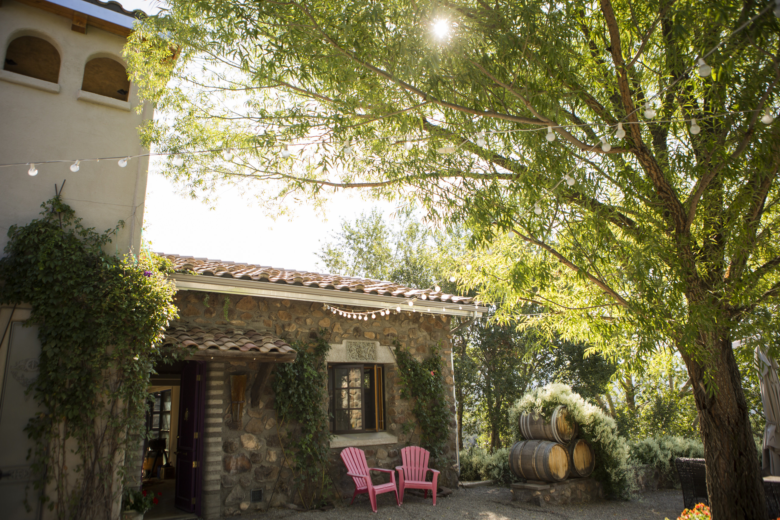 Wedding Photography at Azura Winery in Paonia | Windfirm Photography
