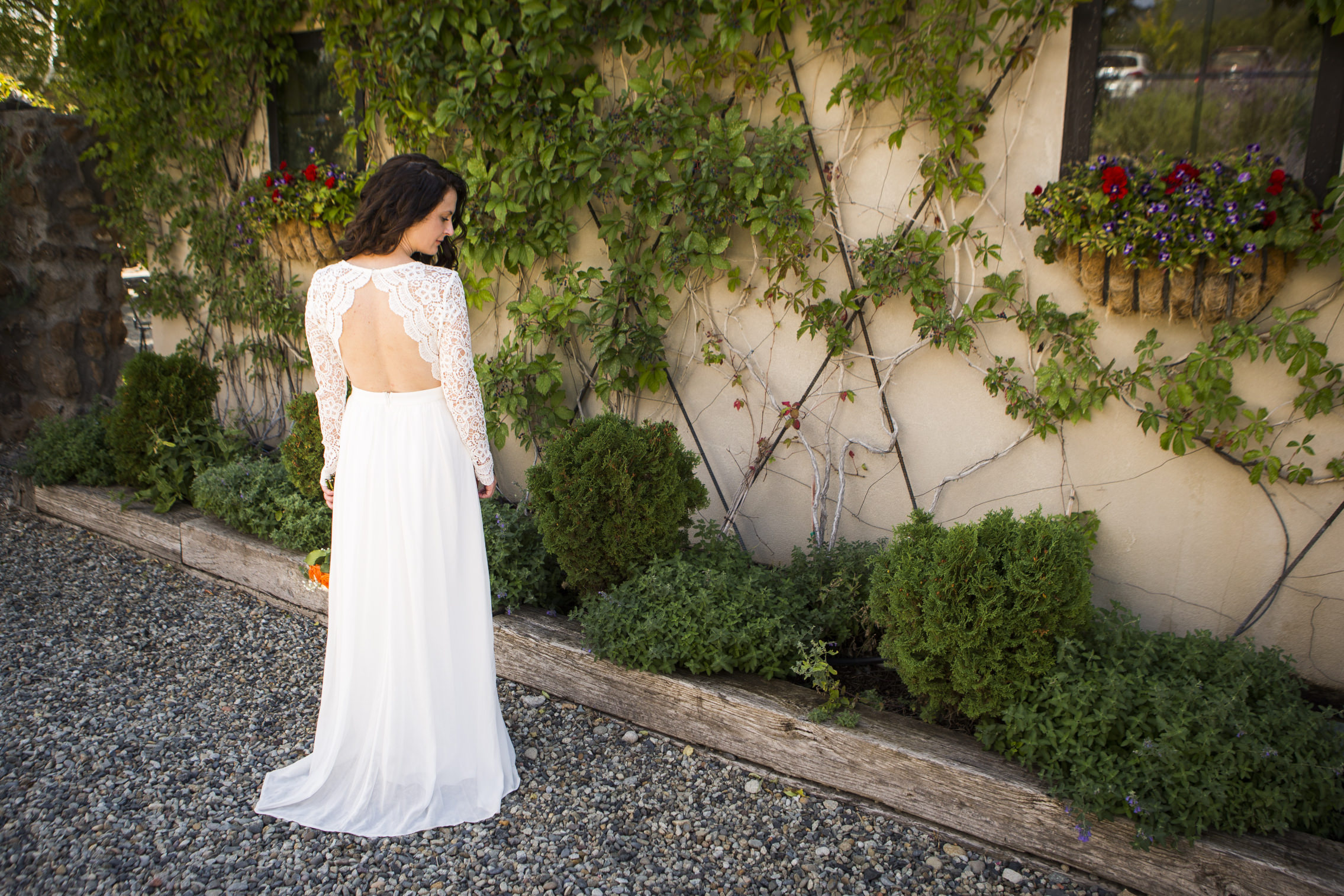 Bridal Portraits in Paonia CO | Windfirm Photography
