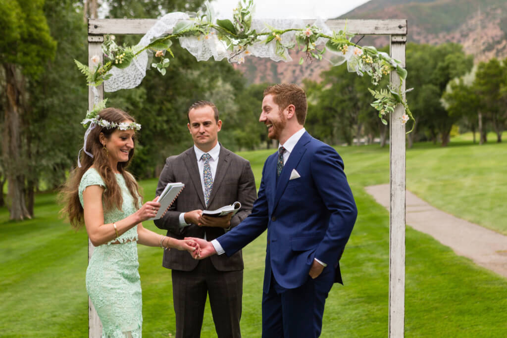 Glenwood Springs Wedding Photography