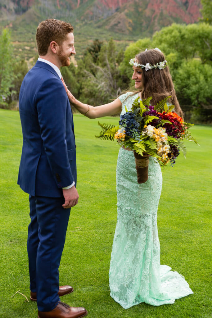 Golf Course Weddings in Colorado